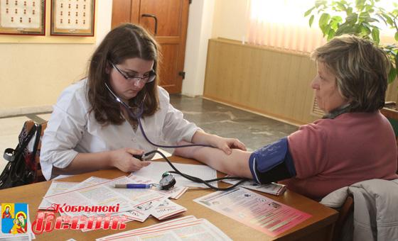 В акции «Здоровое сердце» приняло участие более 50 человек, что говорит о заинтересованности кобринчан в сохранении собственного здоровья