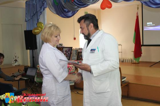 12 мая-день медицинских сестер: Кобринская ЦРБ творчески отпраздновала свой профессиональный праздник