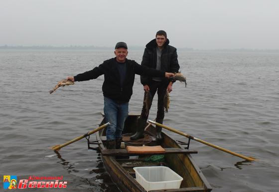 Владимир Жук – владелец фермерского рыбоводческого хозяйства «Жёлтая лилия»