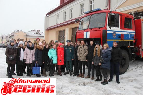 В Школе молодого руководителя при Кобринском райисполкоме были проведены очередные занятия