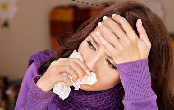 Сезонный подъём заболеваемости гриппом ожидается в конце января – начале февраля