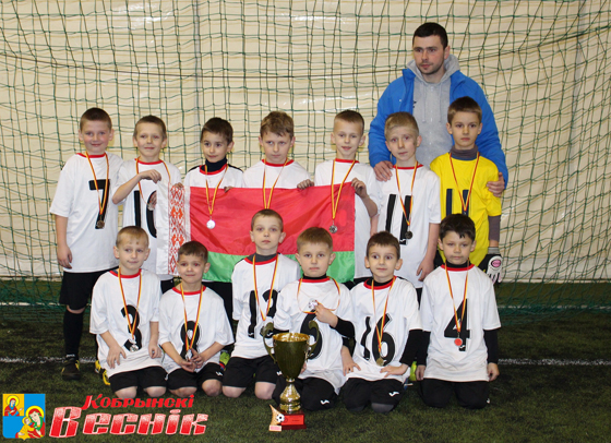 Большая победа маленьких спортсменов из Кобрина