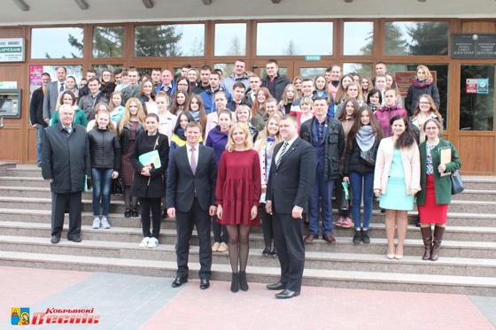 В Кобрине прошла отчетно-выборная конференция РК ОО «БРСМ»
