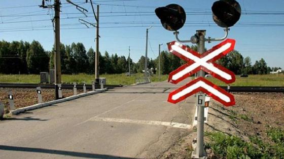 Железнодорожный переезд – зона повышенной опасности!