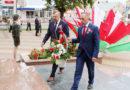 Свята годнасці, памяці і адзінства адзначылі на Кобрыншчыне