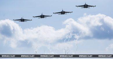 Совместное учение вооружённых сил Беларуси и России «Запад-2017»