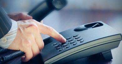 «Прямая телефонная линия»