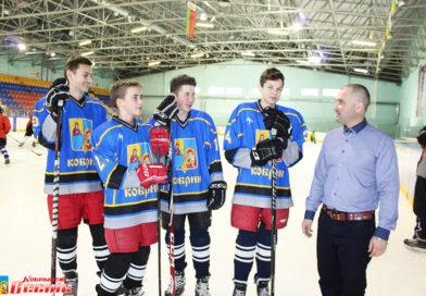 Кобринские хоккеисты в числе лучших