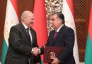 Визит Президента Беларуcи в Таджикистан