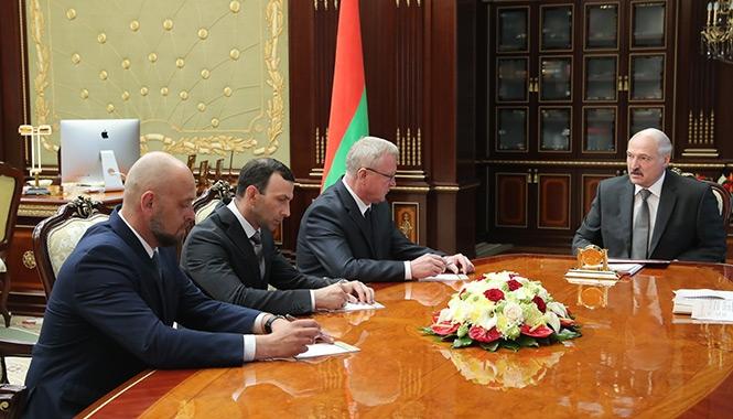 Александр Лукашенко рассмотрел кадровые вопросы и дал согласие на назначение председателя Кобринского райисполкома.