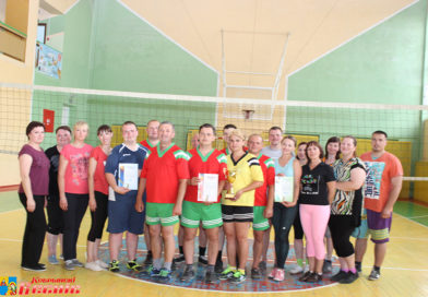 На базе РФОУ «Атлант» прошел волейбольный турнир, посвященный 100-летию системы Министерства труда и социальной защиты Республики Беларусь