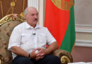 Интервью Лукашенко телеканалу «Беларусь 1»