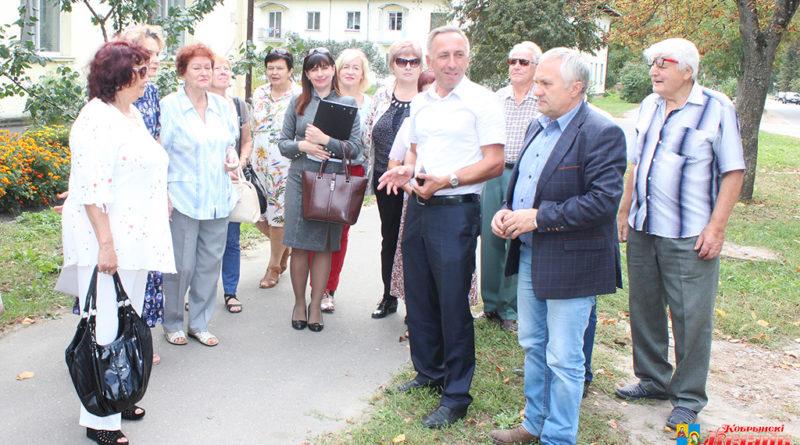 Выездной семинар прошёл в Кобрине