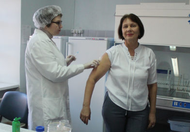 Поддержим иммунитет вакцинацией