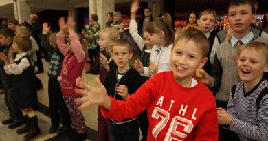 Благотворительная акция «Наши дети» пройдет в Беларуси с 10 декабря по 11 января