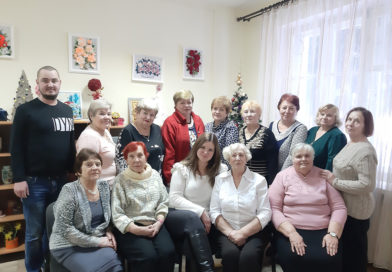 Одна большая семья — Рождественская встреча двух клубов «Альтернативы» и «Золотого возраста»