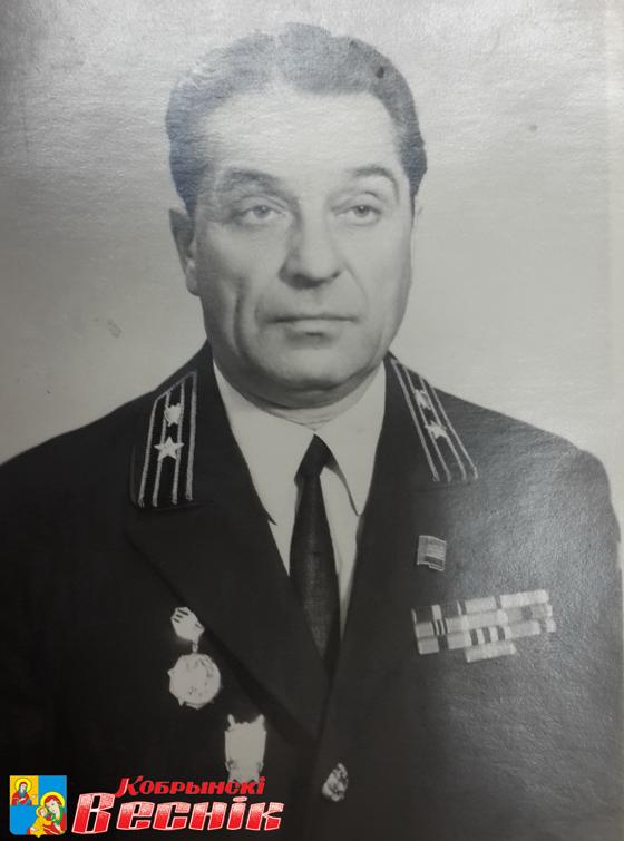 Помощник прокурора Кобринского района Владимир Мижевский