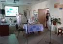 24 сентября 2019 года в Кобринской центральной районной библиотеке прошло мероприятие, посвященное Дню пожилых людей