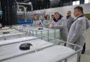 Экскурсия на аккумуляторный завод с Александром Рогачуком состоялась