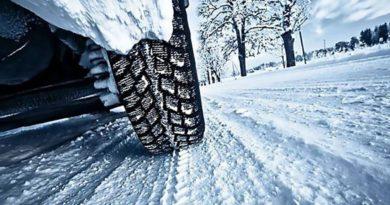 Лучший тюнинг для машин – установка зимних шин!