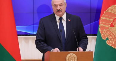 Обращение Александра Лукашенко к Национальному собранию шестого и седьмого созывов