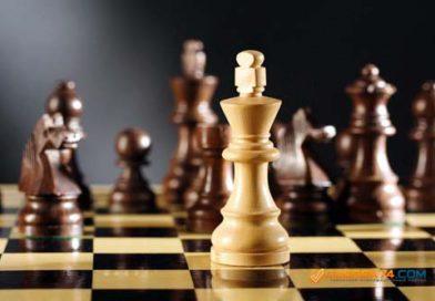 1 февраля прошло первенство города Кобрина по быстрым шахматам в младших возрастных группах