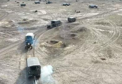 Проверка боевой готовности ВС перешла к активной фазе