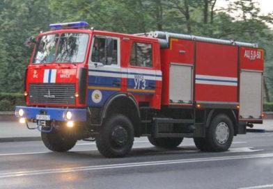 Кобринский районный отдел по ЧС приглашает на службу по контракту молодых людей на должности пожарного, водителя пожарного автомобиля