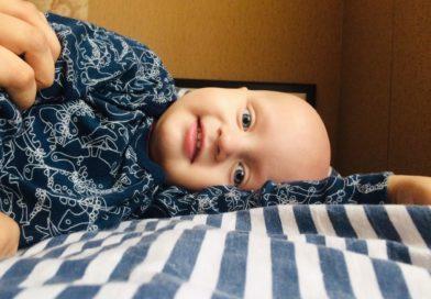 88 848 евро и 2 месяца, чтобы спасти ребенку жизнь! Годовалому Илье нужна аутотрансплантация костного мозга!