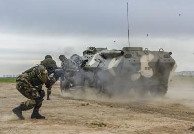 В Вооруженных Силах Республики Беларусь продолжается второй этап проверки боевой готовности