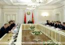 О правах работников, надзоре за техникой и вторсырье – Александр Лукашенко провел совещание с руководством Совмина