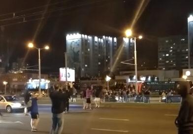 В ночь на 12 августа отмечены очаговые сборы граждан в 25 населенных пунктах – МВД