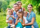 Проводится районный онлайн-конкурс «Многодетная семья года»