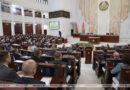 Александр Лукашенко провел встречу в Овальном зале Дома правительства