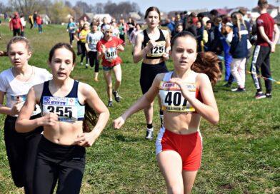 Команда кобринских легкоатлетов заняла 3-е место в Первенстве Брестской области по кроссу
