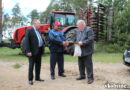 В Кобринском районе прошли чествования лучших механизаторов на весенней посевной