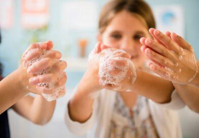 Гигиена рук,или Всё гениальное просто