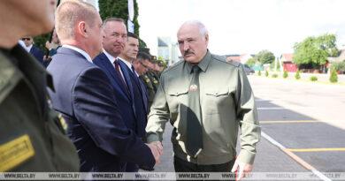 Александр Лукашенко провел встречу по вопросам территориальной обороны
