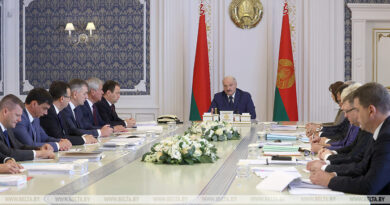 Тема недели: Лукашенко собрал совещание с руководством Совмина