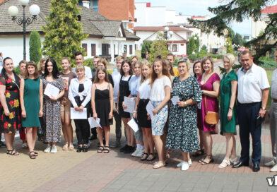 Выбор молодых: 19 июля состоялась 7-я отчётно-выборная конференция Кобринской РО ОО «БРСМ»