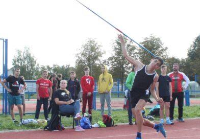 10-11 сентября в Кобрине состоится областной турнир по лёгкой атлетике памяти В.Н. Николенко